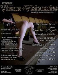 Vixens and Visionaries poster