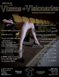 Vixens and Visionaries poster